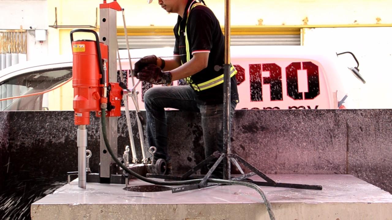 Most Suitable Core Drilling Technique