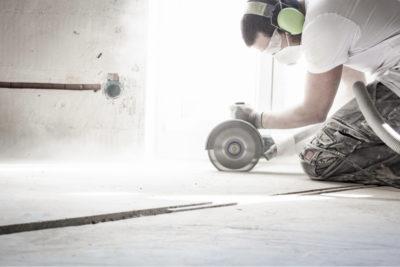 Concrete Saw Cutting