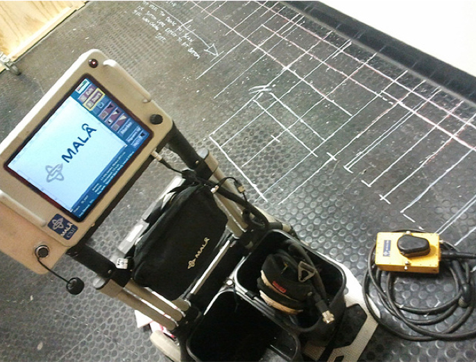 Better to gpr scan than be sorry