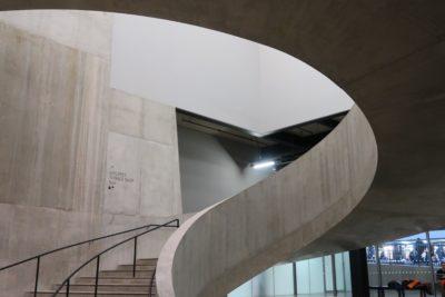 concrete polishing floor